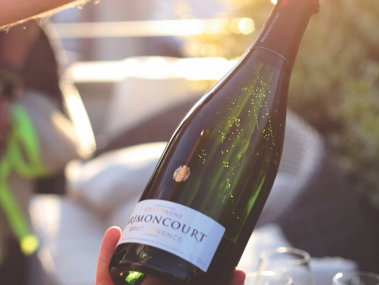 "BRIMONCOURT: THE NEW ""IT"" CHAMPAGNE"