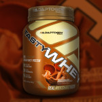 THE WORLD'S FIRST HIGH PERFORMANCE WHEY PROTEIN