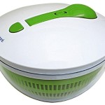 OZERI'S SALAD SPINNER IS PERFECT FOR SUMMER