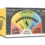 STEP UP YOUR GAME NIGHT WITH PUNDERDOME