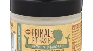 PRIMAL PIT PASTE HAS YOUR ARMPITS COVERED