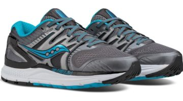 SAUCONY REDEEMER IS ALL ABOUT MOTION CONTROL
