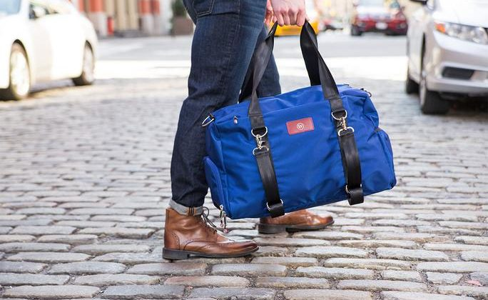 THE LUXX: THE ULTIMATE GYM BAG